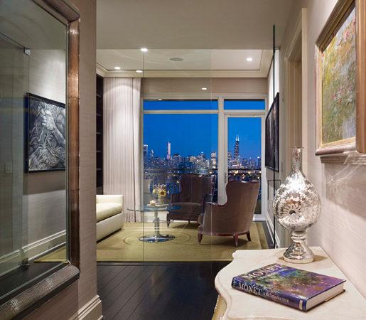 Architecture Art & Design - Chicago Entry Way