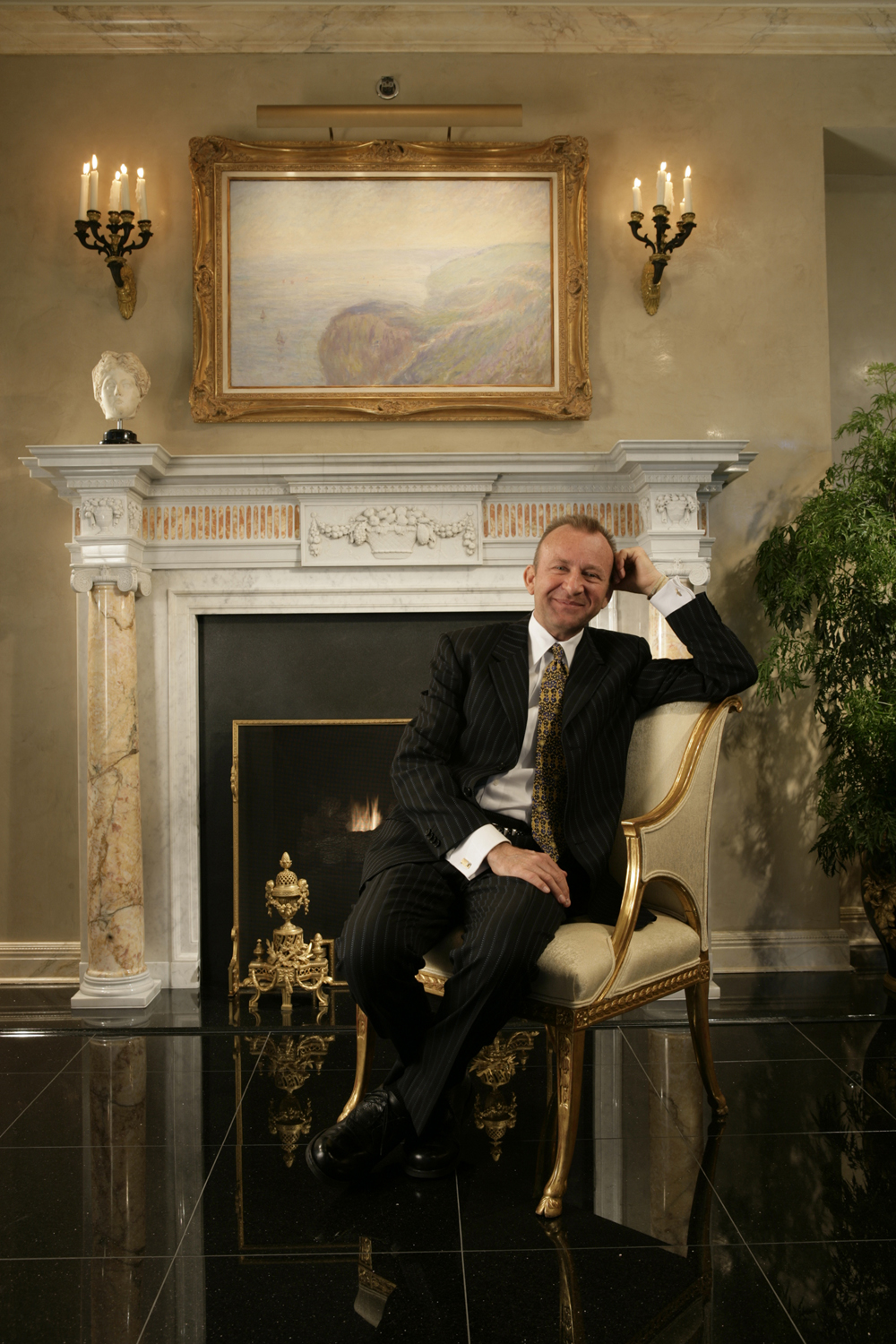 Chicago Interior Designer John Robert Wiltgen