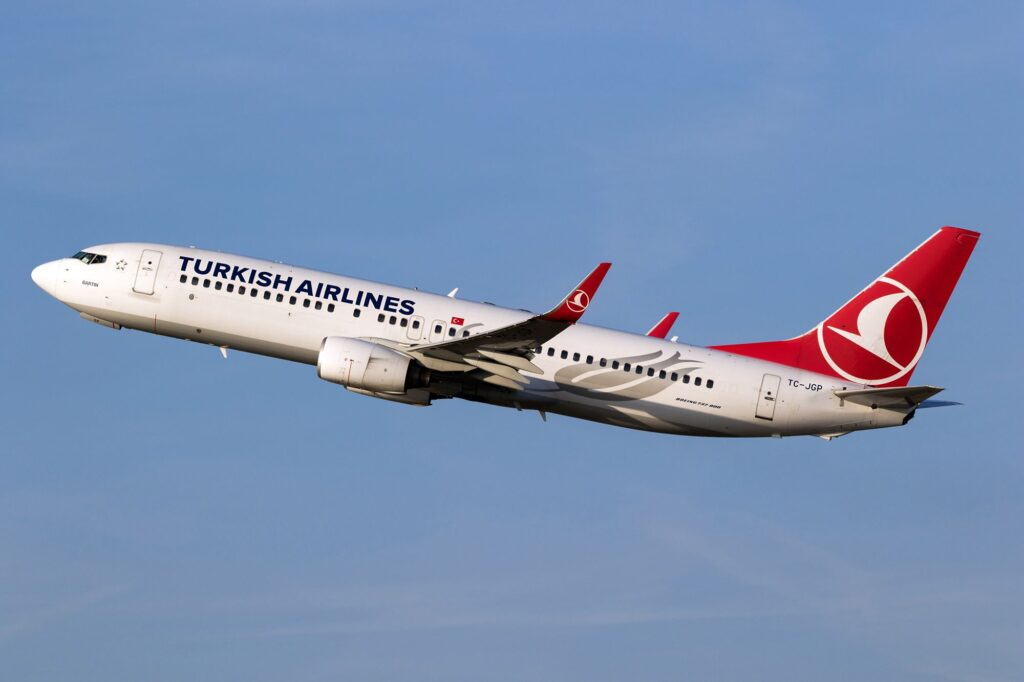 Turkish Airlines travels from Chicago to Malta making only one stop